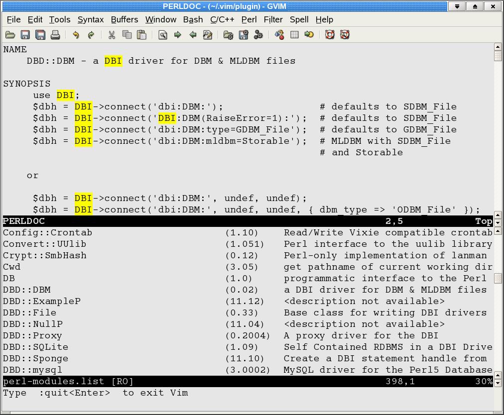 how to run perl script in unix